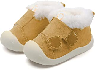 DEBAIJIA Dziecięce Buty do nauki chodzenia 1-4 lata dziecięce buty maluch niemowlę chłopcy dziewczęta miękkie płótno oddyc...