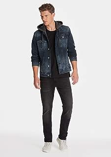 Marcus Mavi Black Gri Jean Pantolon