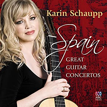 Spain: The Great Guitar Concertos