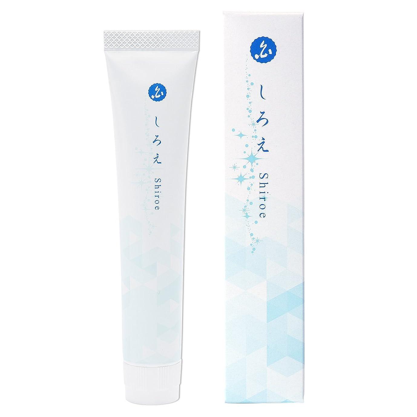 アルプス手紙を書くパーセント薬用しろえ歯磨きジェル ホワイトニング歯磨き粉 医薬部外品 はみがき粉 50g 日本製