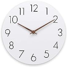 Boyle Home Décor Modern Stylish Designer Clock NeXtime 2 Seconds Black