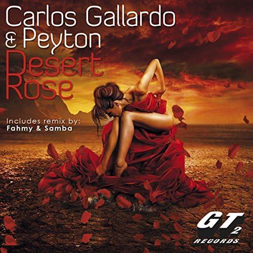 Carlos Gallardo & Peyton