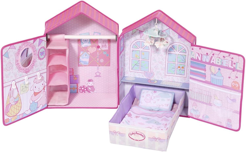 Zapf Creation 4001167794425 Baby Annabell Schlafzimmer, Mehrfarbig