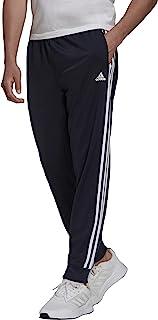Men's Essentials Warm-up Slim Tapered 3-Stripes Tracksuit...