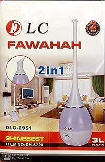 fawahah dlc 2951- Electrostatic Air Purifiers