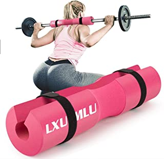 【2020 Upgraded】 Squat Pad Barbell Pad for Squats, Lunges,...