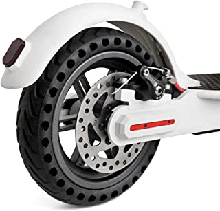 GAGAMO Solid Tire Wheel's Replacement Set Accessories for Electric Scooter Xiaomi Mi m365 / gotrax gxl V2, 8.5 inches Scooter Explosion-Proof Solid Tire for Xiaomi Mijia M365