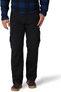 Wrangler Authentics Men's Fleece Lined Cargo Pant