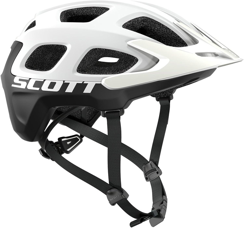 Scott Vivo Helmet White Black, M