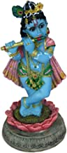 Best blue hindu god with flute Reviews