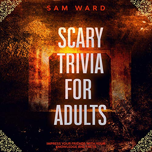 Scary Trivia for Adults Titelbild
