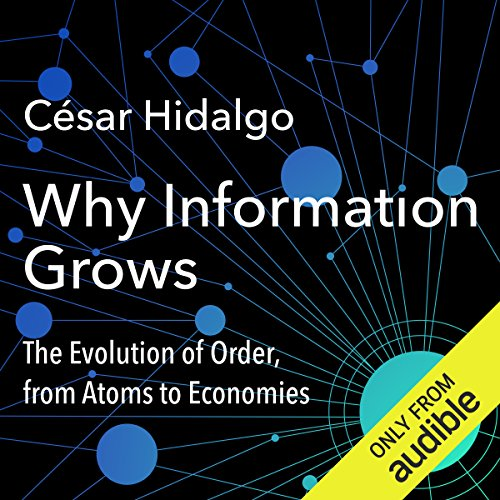 Why Information Grows Titelbild