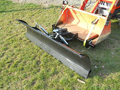 Fantastic Prices! emp 72 Compact Tractor Front Loader Snow Plow