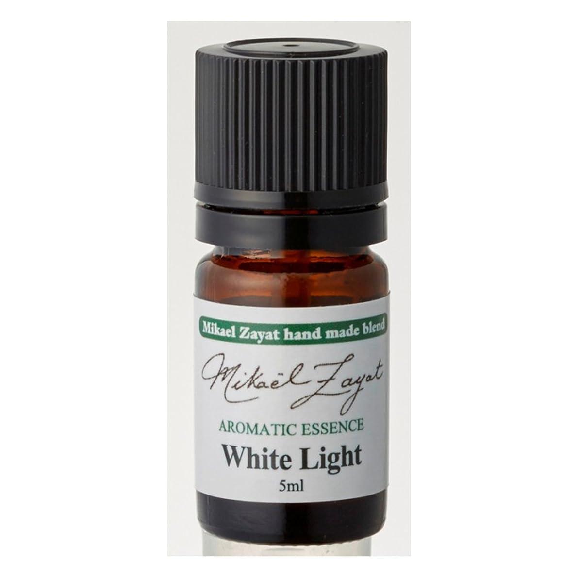 家畜腸詳細にミカエルザヤット ホワイトライト White Light 5ml/ Mikael Zayat hand made blend
