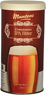 Muntons Connoisseurs Range IPA Bitter Beer Making Kit, 63.49 Ounce Can