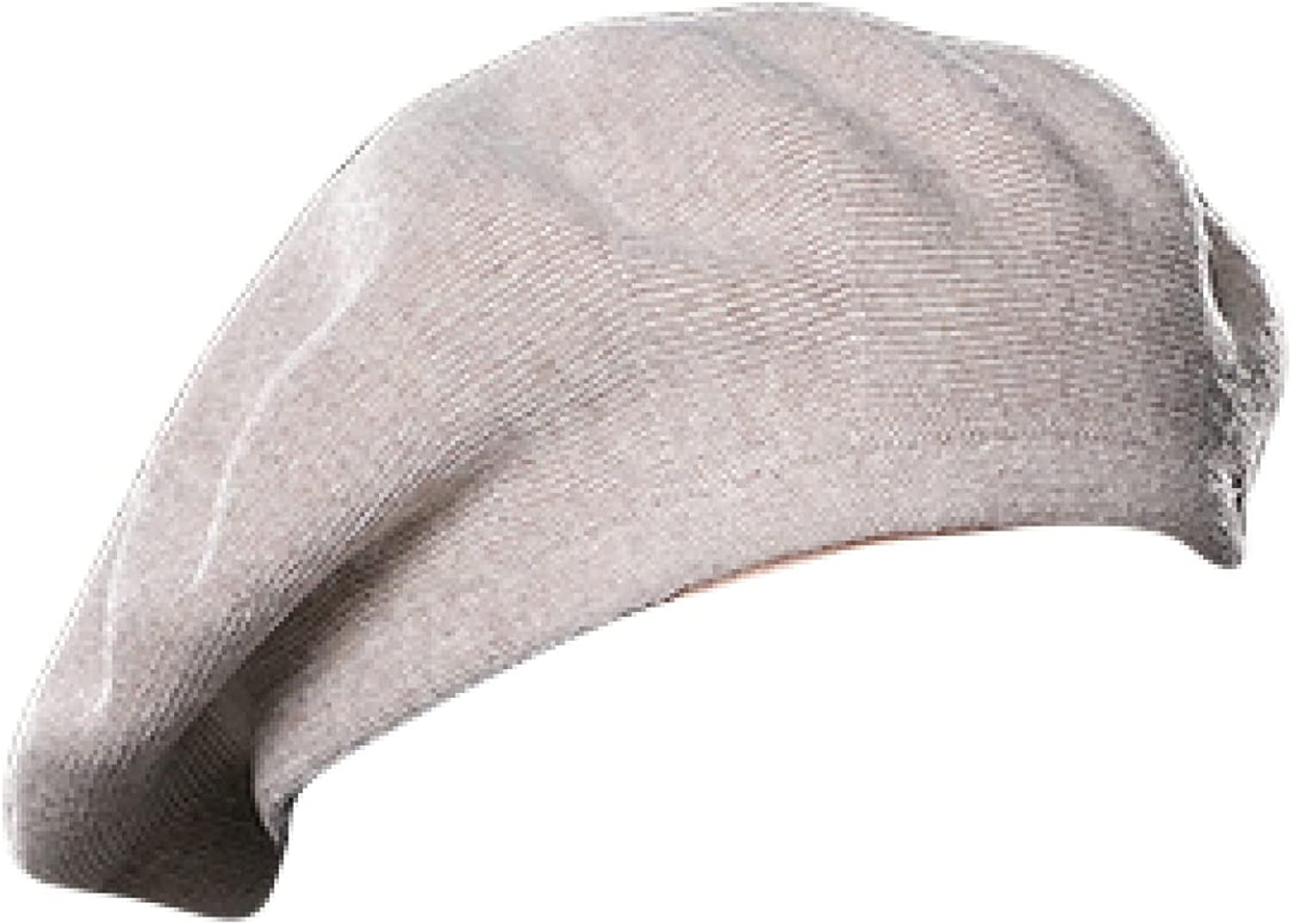 AOBRICON Winter Beret Fashion Hats for Women Cap Max 51% OFF Cotton with Knitted Lin