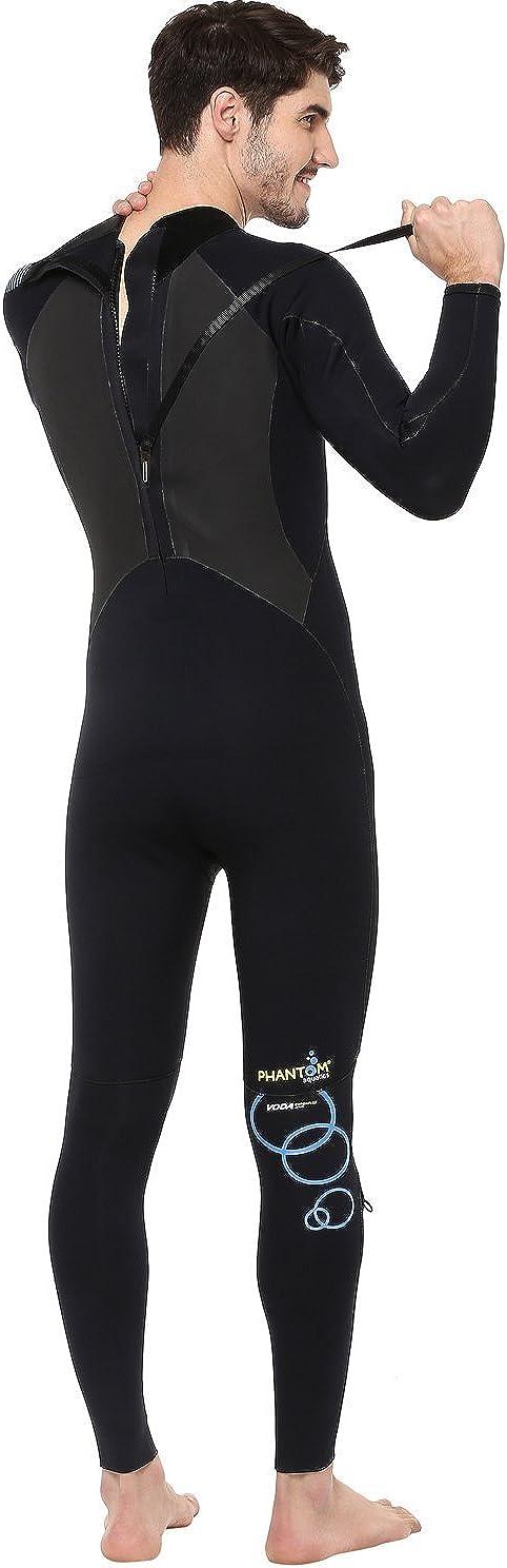 Phantom Aquatics Wetsuit Men's Voda Premium Stretch Full Suit