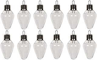 Best christmas light bulb ornament craft Reviews
