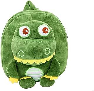 EIXJA Dinosaur Backpack for Toddler Cute Plush Animal Bookbag Perfect Dinosaur Gift for Kids Dinosaur Toys Bags for 1-6 Years Boys and Girls