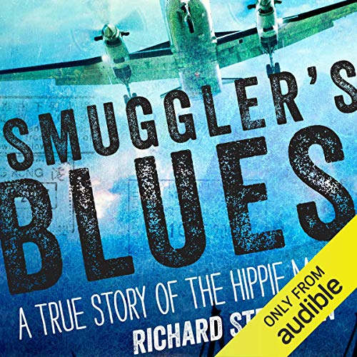 Smuggler's Blues audiobook cover art