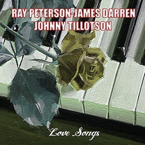 Ray Peterson, James Darren & Johnny Tillotson