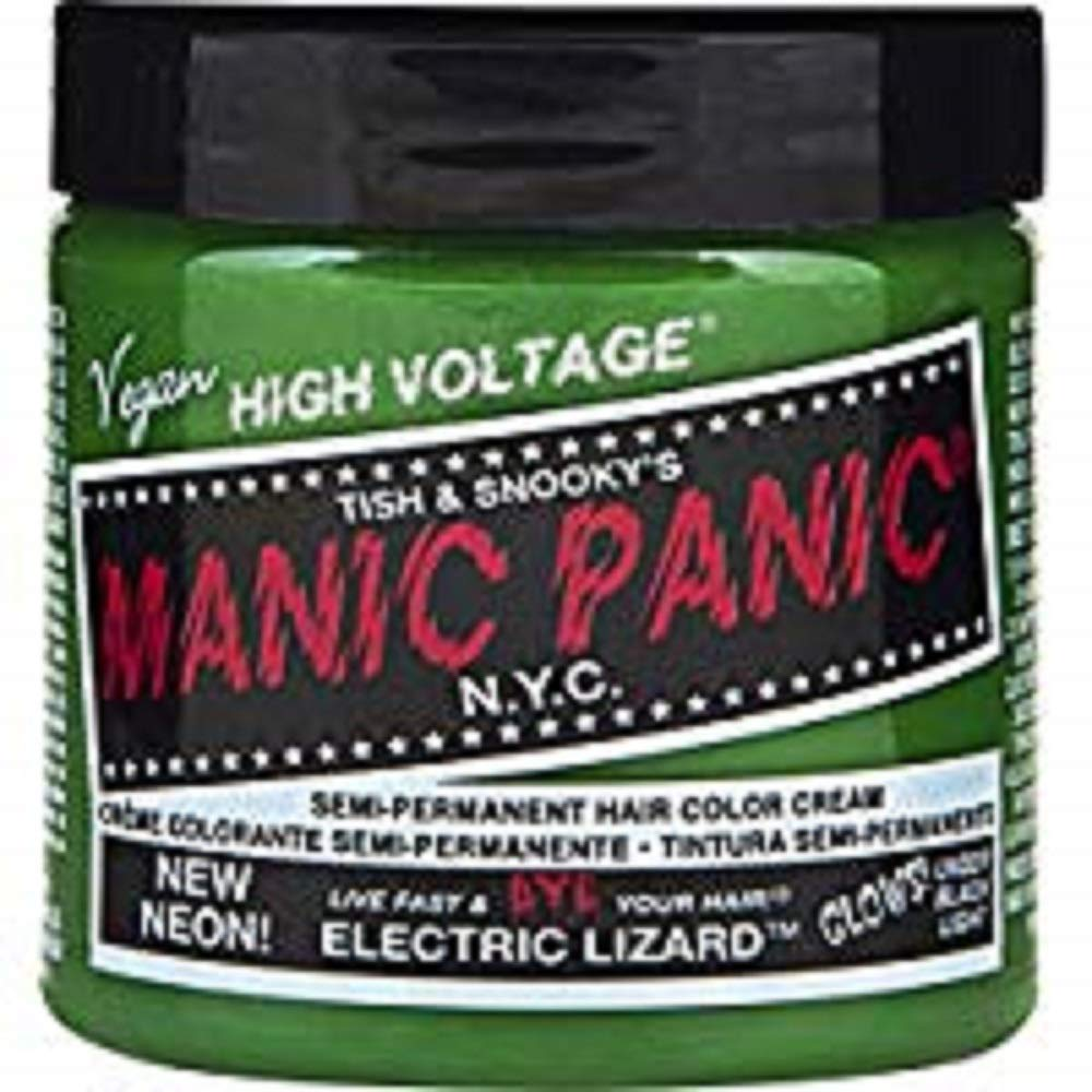Manic Panic Semi Permanent Electric Lizard