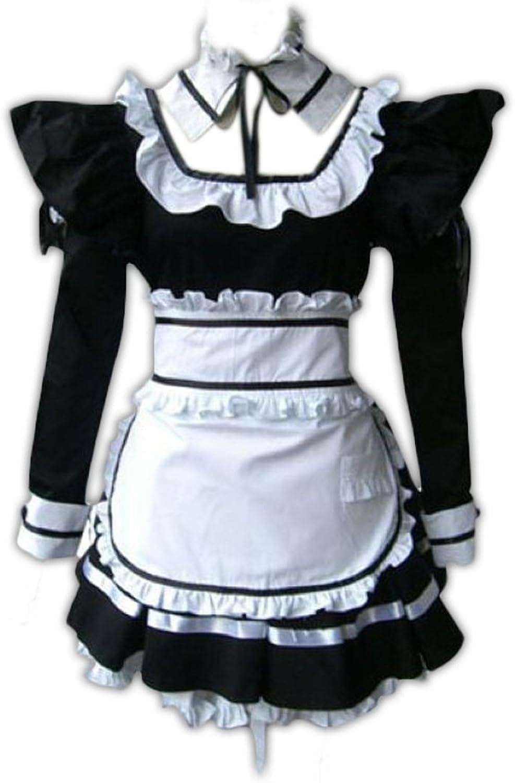 moda clasica Dream2Reality Disfraz de hadas asistenta para cosJugar cosJugar cosJugar para mujer, talla S  ¡No dudes! ¡Compra ahora!