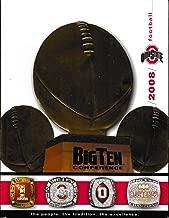 2008 Ohio State Football Media Guide Pryor/Jenkins/Hartline/Robiskie/Herron 50