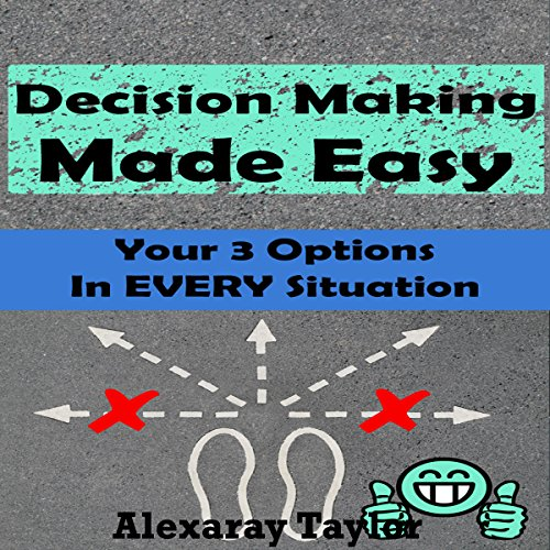 Decision Making Made Easy audiobook cover art