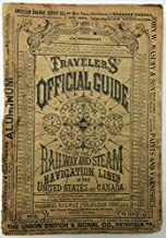 Travelers' Official Guide of the Railway and Steam Navigation Lines in the United States and Canada, August 1896 (Original edition)