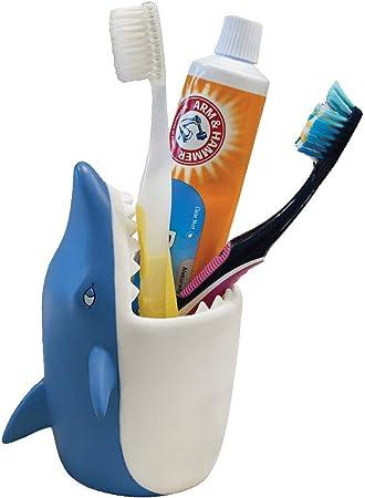 Shark Toothbrush Holder