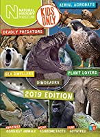 Official Natural History Museum: 2019 Edition (Annual 2019)