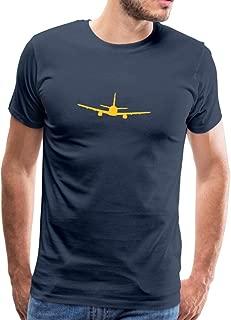 Stuff 4 Hommes Col Rond T-shirt//avion//BAC Concorde//CS