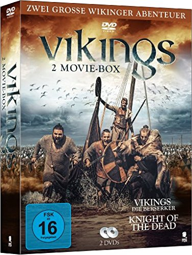Vikings - 2 Movie Box [2 DVDs]