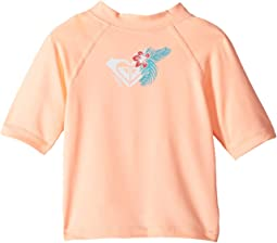 Hawaii Short Sleeve Rashguard (Big Kids)