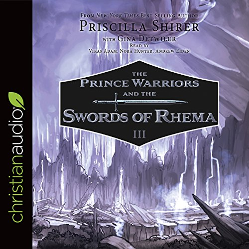 Couverture de The Prince Warriors and the Swords of Rhema