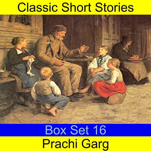Classic Short Stories: Box Set 16 audiobook cover art