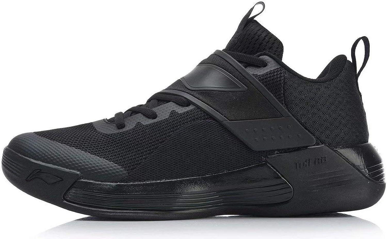 Li-Ning YU Shuai Team Professional Basketball shoes Men Wearable Anti-Slippery Comfort Sport shoes ABPN015