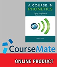CourseMate for Ladefoged/Johnson's A Course in Phonetics, 7th Edition