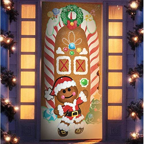 Door Decorations Christmas Amazon Com