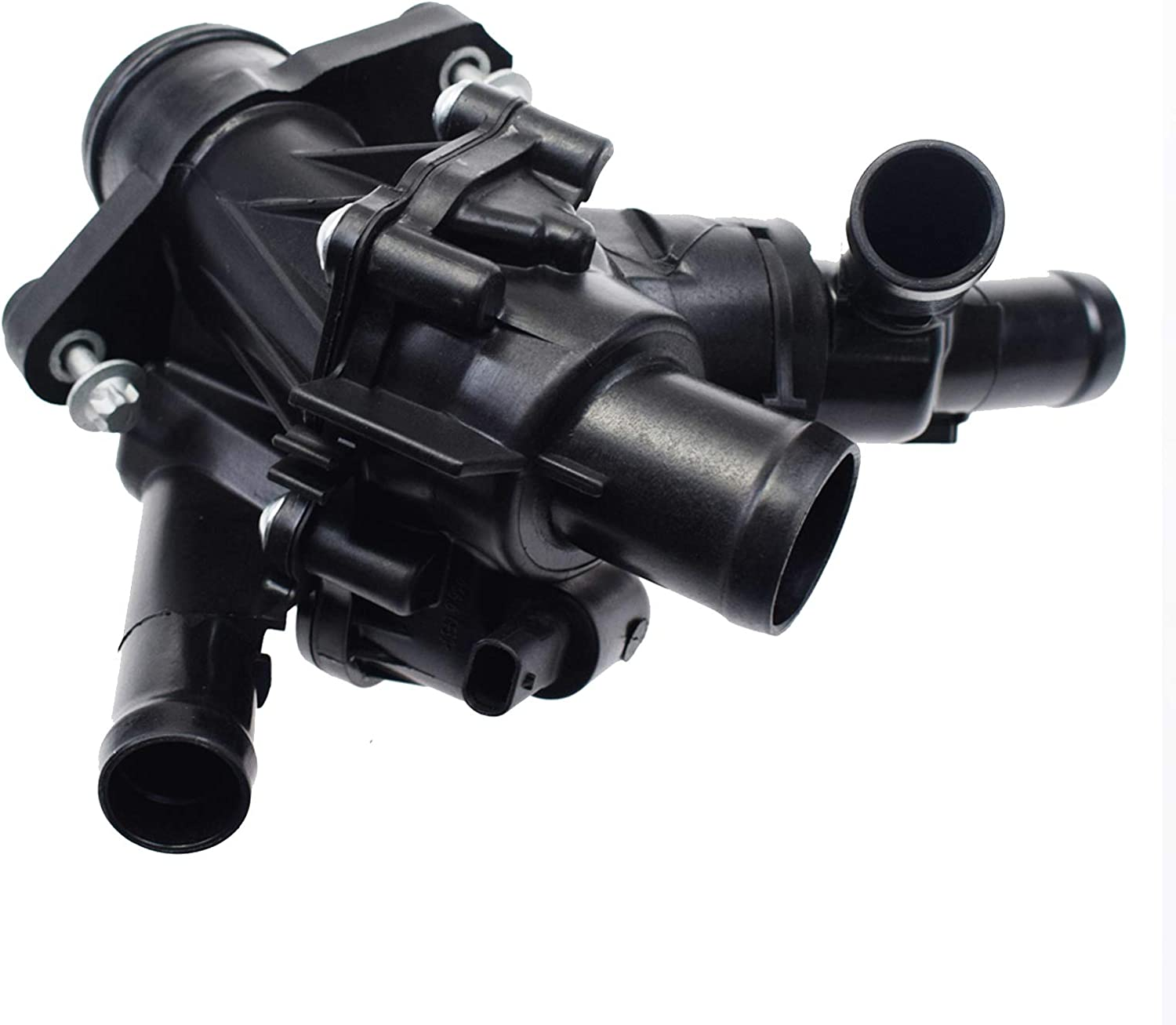 Engine Coolant Thermostat W Housing Fit Mercedes Max 48% OFF C Fashion CLA45 AMG for