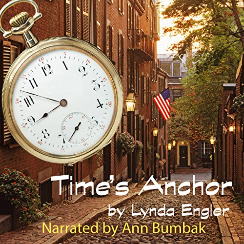 Time's Anchor audiobook cover art