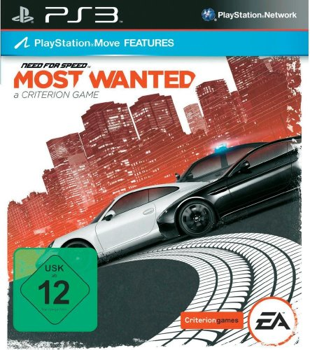 Need for Speed: Most Wanted [Edizione: Germania]