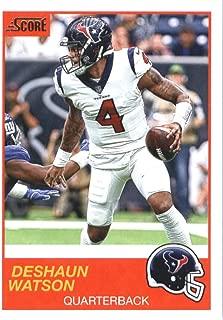 2019 Score #42 Deshaun Watson Texans NFL Football Card NM-MT