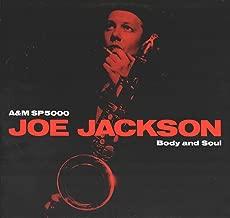 Joe Jackson Body And Soul vinyl record