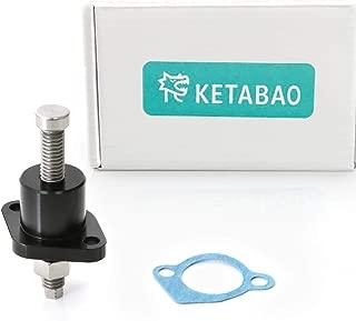 KETABAO Black Billet Cam Chain Tensioner Adjuster For Yamaha YZF-R6 2006-2017 2007 2008 2009 2010 2011 2012
