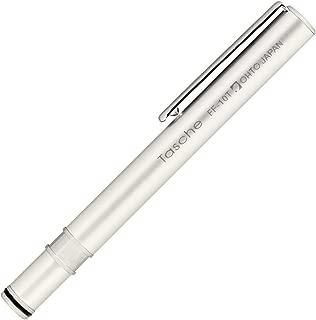 OHTO - Tasche Silver Fountain Pen - 0.5mm - Writing Color: Black