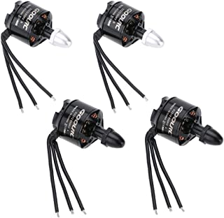 GoolRC 4個 X2212 950KV CW/CCW 時計回り/反時計回り ブラシレス モーター DJI Phantom(ファントム) 2 3 F450 F550 23 F450 F550 クアッドコプターマルチコプター用