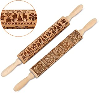 Best engraved rolling pins australia Reviews