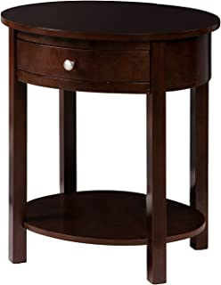 bombay style end tables